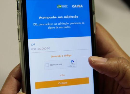 Confira como pedir a renda básica emergencial de R$ 600   Marcello Casal Jr.   Agência Brasil