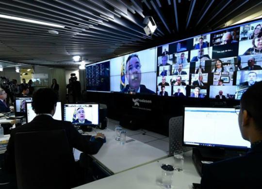 Senado aprova extensão de auxílio de R$ 600 a mais de 30 categorias | Jane de Araújo | Agência Senado