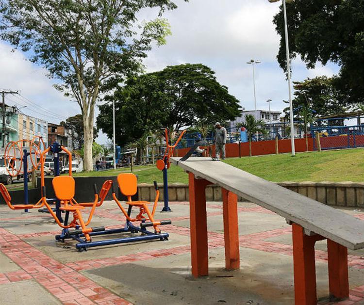 Equipamentos serão reinstalados após o término da quarentena | Foto: Divulgação - Foto: Divulgação