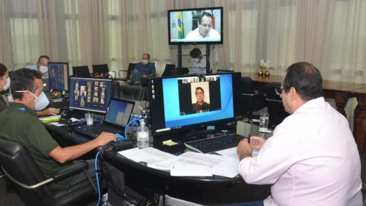 Votação na Alba será feita virtualmente / Foto: Divulgação | Alba - Foto: Divulgação | Alba