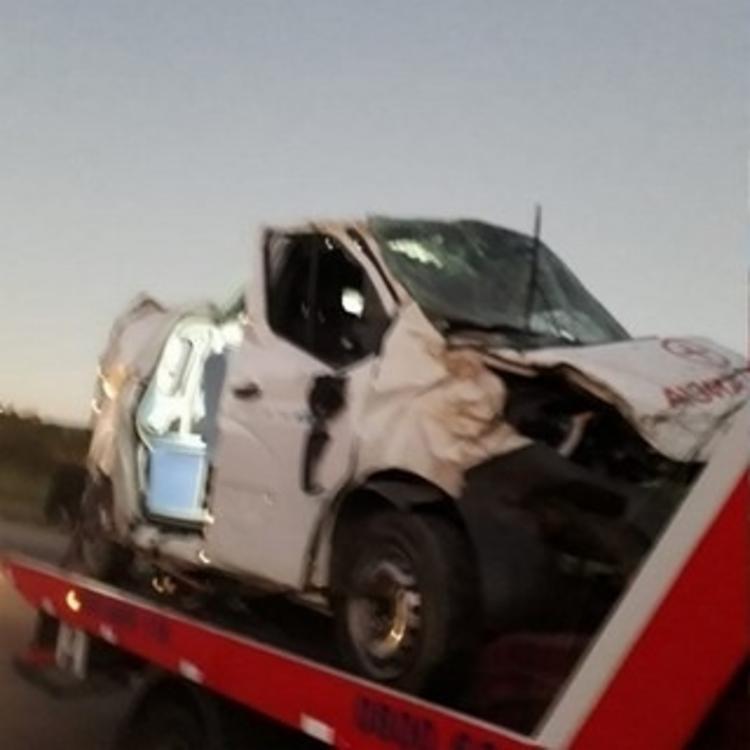 A causa do acidente ainda será investigada - Foto: Blog do Anderson