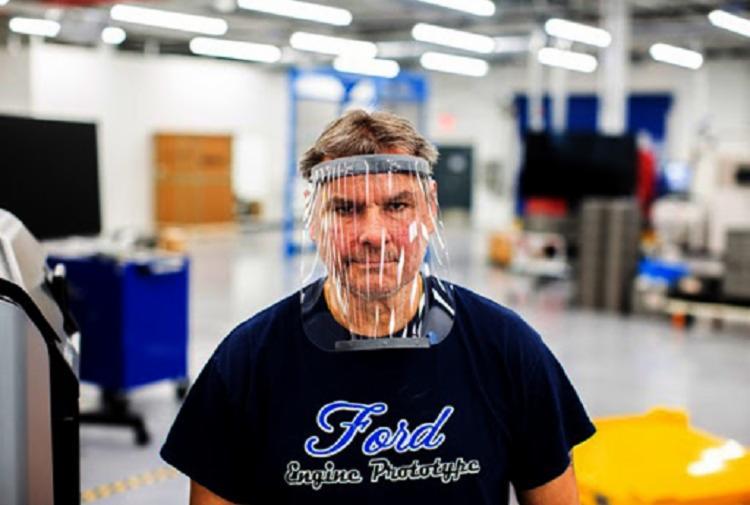 A Ford está produzindo equipamentos e suprimentos médicos para profissionais de saúde | Foto: Divulgação - Foto: Divulgação