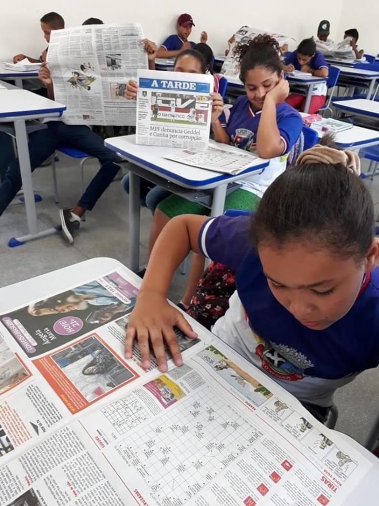 A Bahia é vocacionada para a Educação como parte de sua melhor essência | Foto: Maria Suely Gomes dos Santos de Carvalho - Foto: Maria Suely Gomes dos Santos de Carvalho