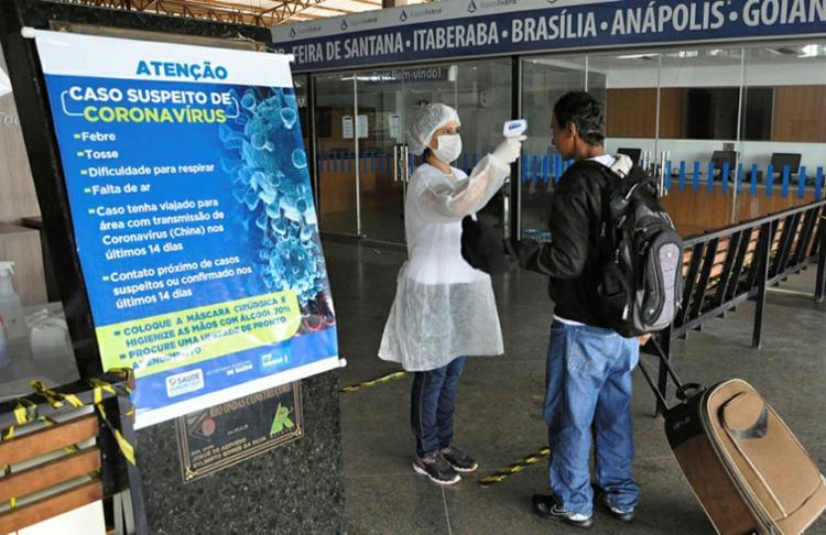 A medida se aplica aos municípios que tem ou tiveram casos confirmados recentemente | Foto: Washington Luiz | Dircom - Foto: Washington Luiz | Dircom