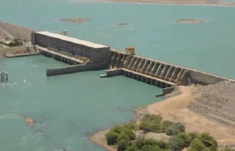 Barragem de Sobradinho, maior reservatório do estado, agora opera com 84% | Foto: Reprodução - Foto: Reprodução