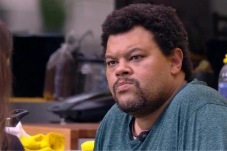 Babu integra o reality show global | Foto: Reprodução | Rede Globo - Foto: Reprodução | Rede Globo