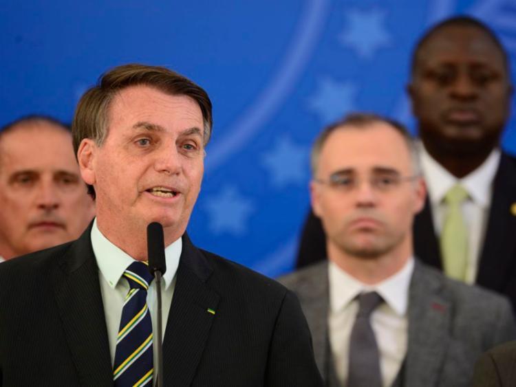 Bolsonaro defende nome de Alexandre Ramagem para comandar a PF | Foto: Marcello Casal Jr | Agência Brasil - Foto: Marcello Casal Jr | Agência Brasil