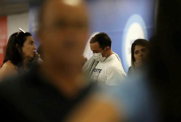 Só 15% dos desempregados e sem salário fixo disseram não ter tido a renda prejudicada   Foto: Uendel Galter   Ag. A TARDE - Foto: Uendel Galter   Ag. A TARDE