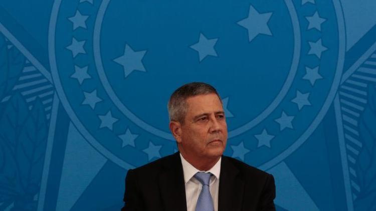Dados foram divulgados pelo ministro-chefe da Casa Civil, Braga Netto | Foto: Marcello Casal Jr | Agência Brasil - Foto: Marcello Casal Jr | Agência Brasil