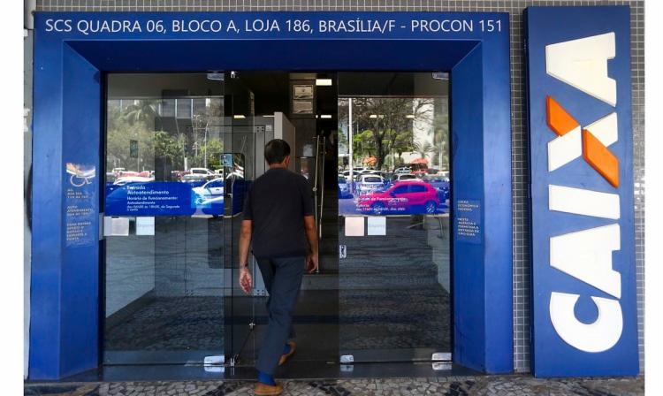Salvador tem oito agências em funcionamento até às 12h - Foto: Marcelo Camargo | Agência Brasil