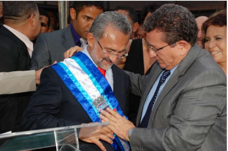 Ademar foi o sucessor de Caetano na prefeitura de Camaçari | Foto: Divulgação - Foto: Divulgação