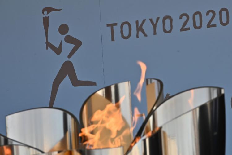 Chama ficará exposta em Fukushima, no Japão | Foto: Philip Fong | AFP - Foto: Philip Fong | AFP