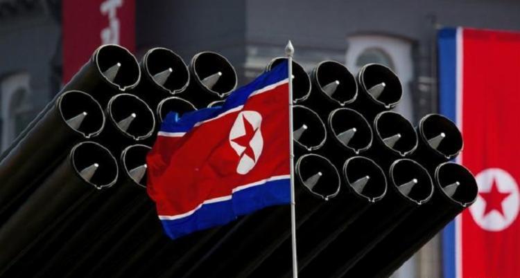 Nos últimos anos, a Coreia do Norte disparou vários mísseis | Foto: AFP - Foto: AFP
