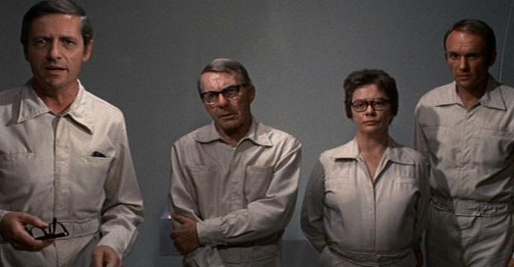 O Enigma de Andrômeda é um dos primeiros filmes sobre pandemias | Foto: Reprodução | Divulgação
