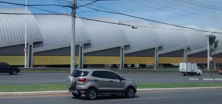 Acidente ocorreu na altura do Bairro da Paz, antes do Parque de Exposições | Foto: Reprodução | Google Maps - Foto: Reprodução | Google Maps