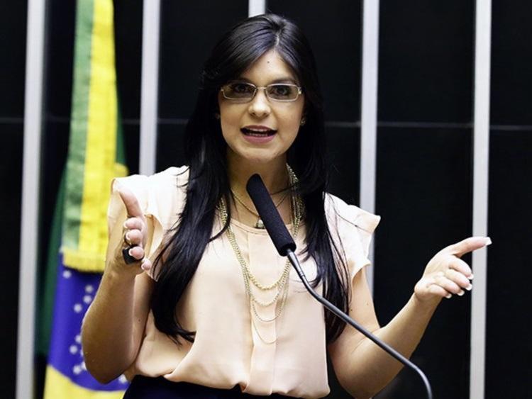 Na peça, a deputada diz temer por sua segurança e integridade física | Foto: Câmara dos Deputados - Foto: Câmara dos Deputados