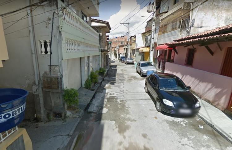 Duplo homicídio registrado na noite de quarta-feira | Foto: Reprodução | Google Street View - Foto: Reprodução | Google Street View