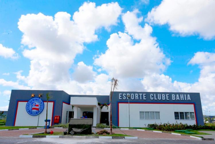As atividades do Esquadrão foram paralisadas desde o dia 17 de março por tempo indeterminado | Foto: Felipe Oliveira | EC Bahia - Foto: Felipe Oliveira | EC Bahia