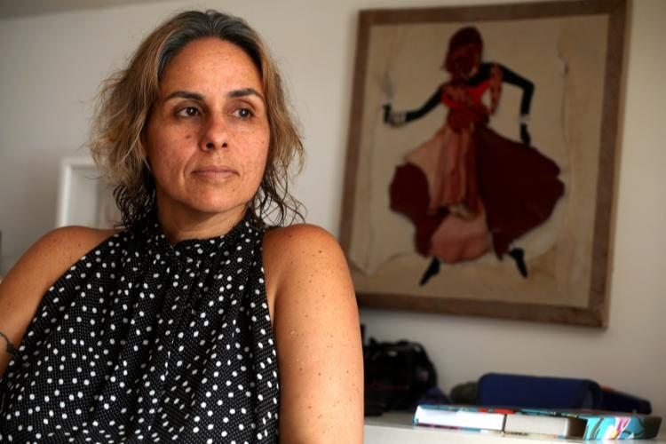 Andrea Alves, coordenadora pedagógica da Gira Girou - Foto: Felipe Iruatan/Ag A TARDE