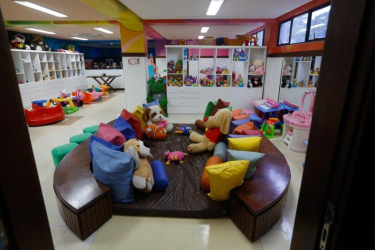 Grupo de Apoio à Criança com Câncer precisa de ajuda | Foto: Rafael Martins | Ag. A TARDE - Foto: Rafael Martins | Ag. A TARDE