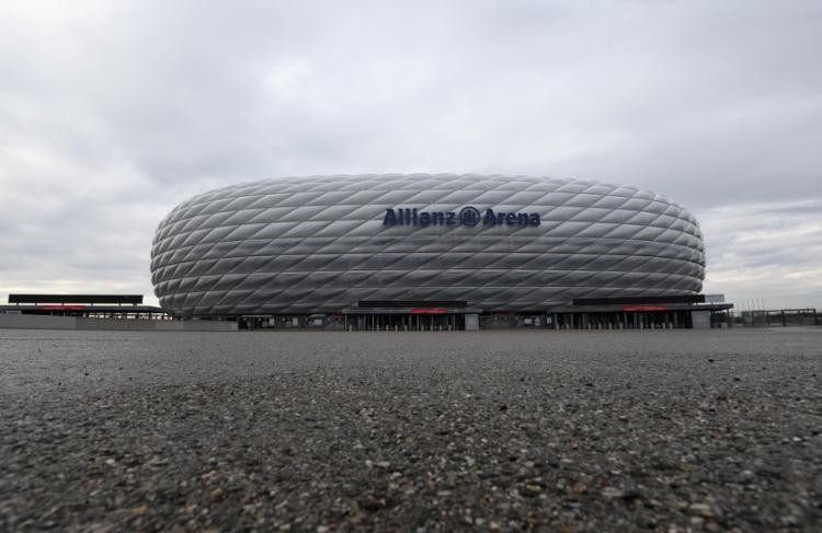 Allianz Arena, estádio do Bayern de Munique, maior clube da Alemanha | Foto: Christof Stache | AFP - Foto: Christof Stache | AFP