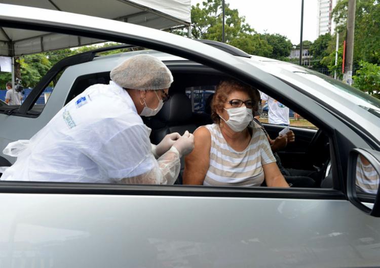 O aumento no número de pessoas com 65 anos ou mais na população brasileira foi de 20%   Foto: Shirley Stolze   Agência A TARDE - Foto: Shirley Stolze   Agência A TARDE