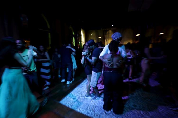 Show de Targino Gondim no Coliseu do Forró - Foto: Adilton Venegeroles/Ag.TARDE