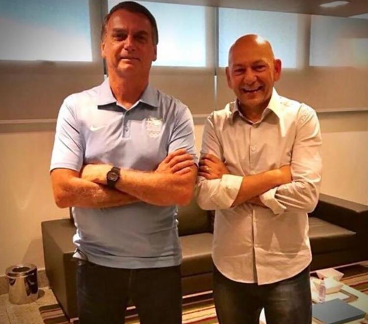 Foi noticiado um rompimento entre empresários e Bolsonaro após a saída do ex-juiz   Foto: Reprodução   Instagram - Foto: Reprodução   Instagram
