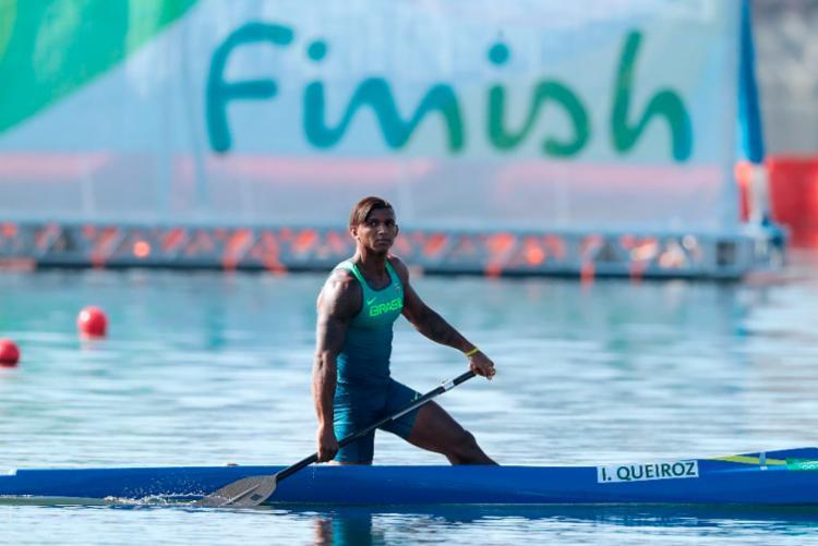 Isaquias é o único atleta brasileiro a ganhar três medalhas em uma única edição olímpica | Foto: Alexandre Loureiro | COB - Foto: Alexandre Loureiro | COB