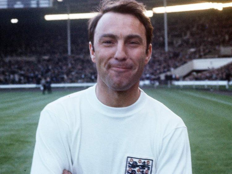 Greaves jogou pela seleção inglesa e fez parte do time campeão mundial em 1966   Foto: AFP - Foto: AFP