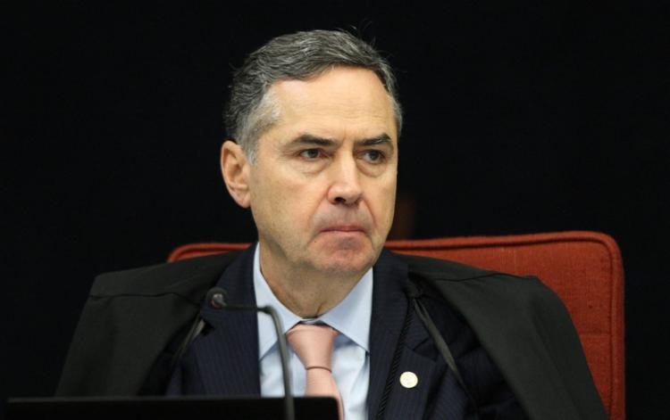 """Luís Barroso: """"Prorrogar eleições é com o Congresso""""   Foto: Nelson Jr.   SCO-STF - Foto: Nelson Jr.   SCO-STF"""