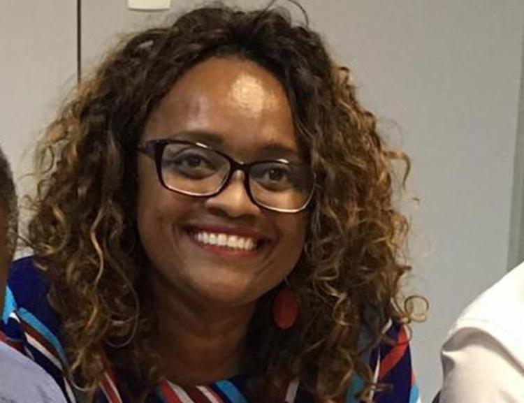 Major Denice Santiago seria oficializada pré-candidata do partido ao Palácio Thomé de Souza no último dia 21 de março | Foto: Arquivo pessoal - Foto: Arquivo pessoal