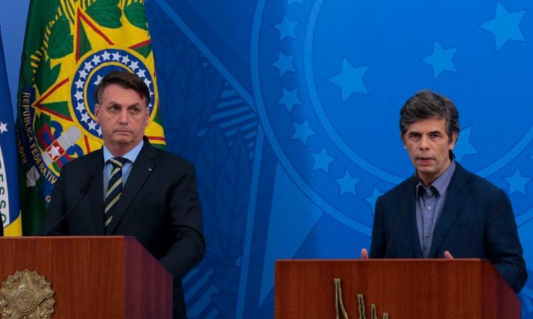 Nelson Luiz Sperle Teich foi consultor da área de saúde na campanha de Bolsonaro | Foto: Marcello Casal Jr | Agência Brasil - Foto: Marcello Casal Jr | Agência Brasil