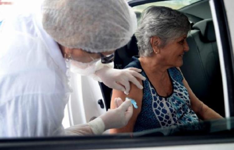 Medo de doença desconhecida evidenciou importância das imunizações   Foto: Jefferson Peixoto   Secom - Foto: Jefferson Peixoto   Secom
