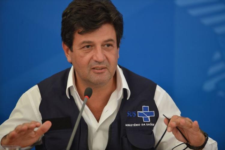 O ministro da Saúde deu a declaração em entrevista no Planalto nesta sexta-feira, 3 | Foto: Marcello Casal Jr. | Agência Brasil - Foto: Marcello Casal Jr. | Agência Brasil