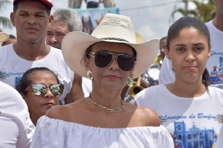 A pré-candidata afirmou que não acredita que a vice-prefeita continue no PSDB.   Foto: Mais Região   Reprodução - Foto: Foto: Mais Região   Reprodução