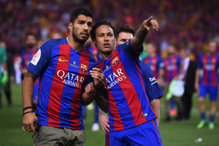 O brasileiro voltou a ser cogitado como reforço do Barça | Foto: Josep Lago | AFP - Foto: Josep Lago | AFP