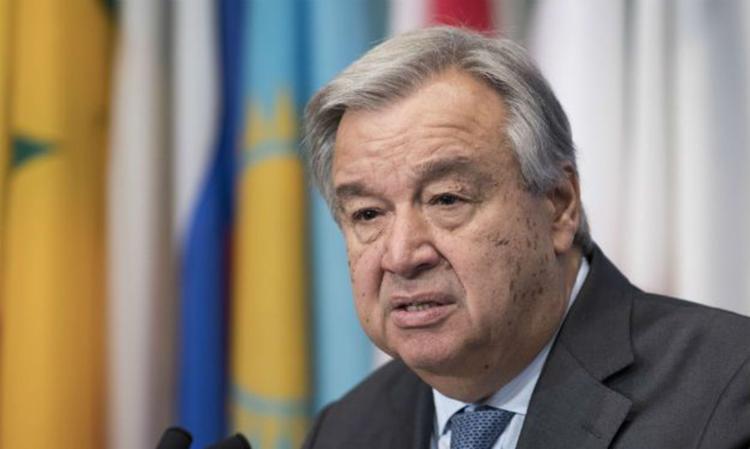 Apelo de paz foi endossado por 70 países, diz chefe da ONU | Foto: Mark Garten | ONU - Foto: Mark Garten | ONU
