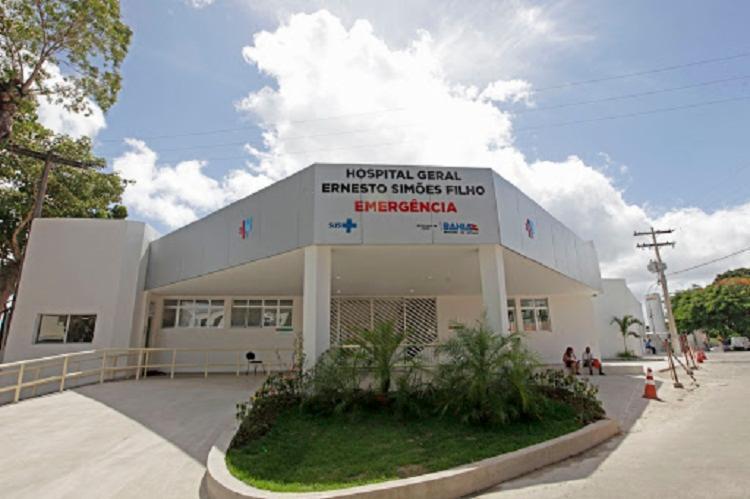 Policial foi levado para o Hospital Ernesto Simões mas já teve alta   Foto: Divulgação - Foto: Divulgação