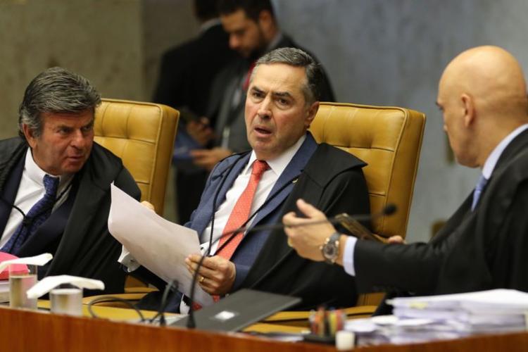 Barroso avalia que não é o momento para tomar uma decisão quanto ao adiamento das eleições | Foto: Fabio Rodrigues Pozzebom | Agência Brasil - Foto: Fabio Rodrigues Pozzebom | Agência Brasil
