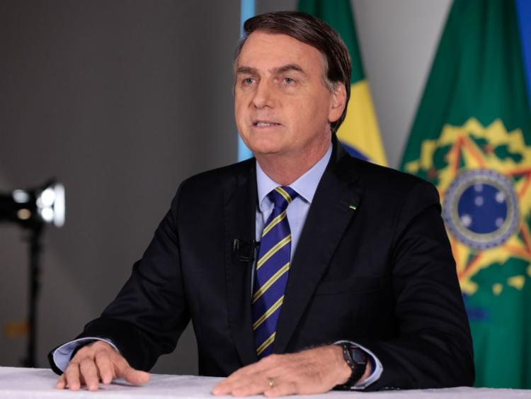 Presidente criticou governadores por medidas 'restritivas' sem consultar União | Foto: Carolina Antunes | PR - Foto: Carolina Antunes | PR