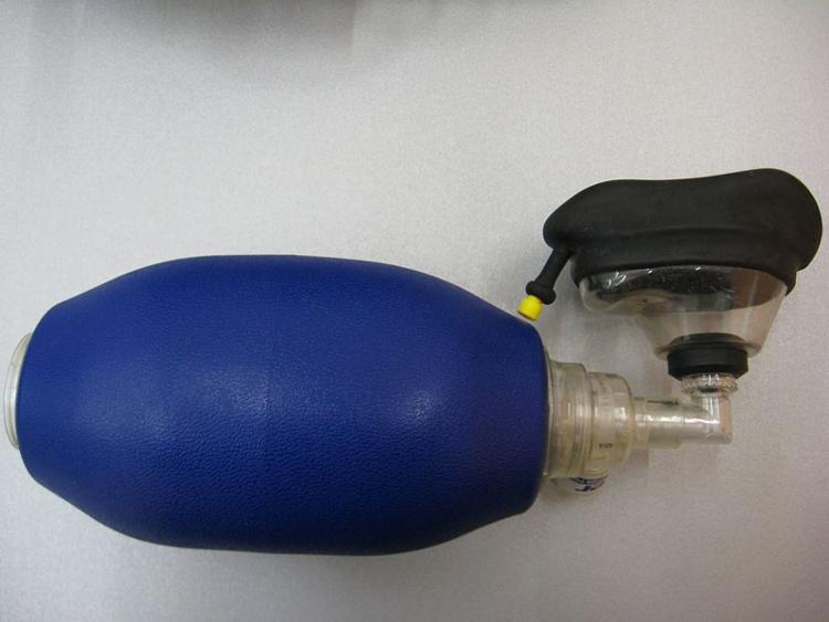 Respiradores podem ser feitos de forma caseira   Foto: Reprodução - Foto: Reprodução