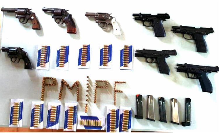 Material apreendido com os suspeito durante ação policial   Foto: Divulgação   SSP - Foto: Divulgação   SSP
