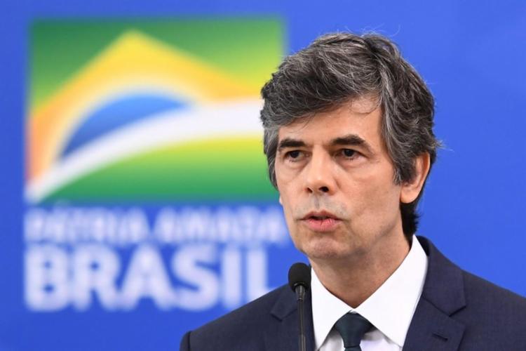 Teich anunciou sua saída nesta sexta-feira, 15 | Foto: Evaristo Sá | AFP - Foto: Evaristo Sá | AFP
