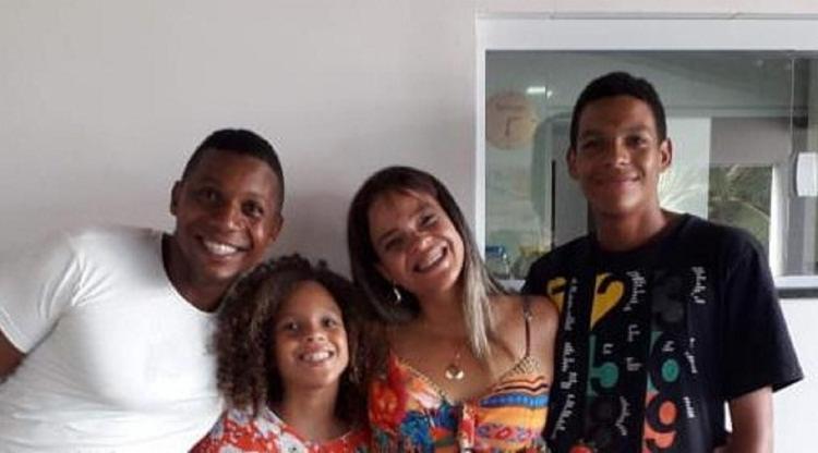 Claudia tentará manter as tradições em casa, com a família | Foto: Reprodução | Arquivo pessoal