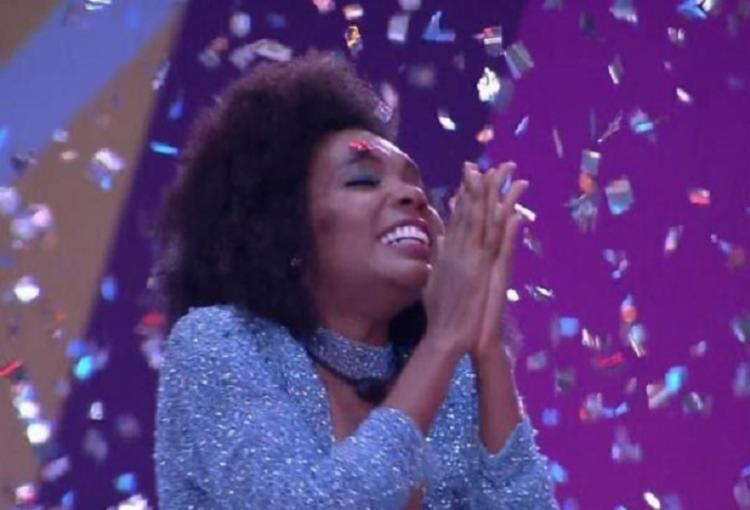 Sister foi a vencedora do prêmio de R$ 1,5 milhão   Foto: Reprodução   TV Globo - Foto: Reprodução   TV Globo