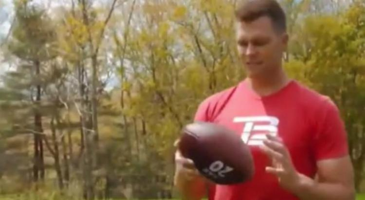 Brady se mudou para a cidade na Flórida após assinar contrato com o Tampa Bay Buccaneers | Foto: Reprodução | Redes Sociais - Foto: Reprodução | Redes Sociais