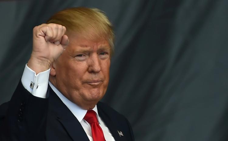 O presidente republicano tem sido otimista ao reabrir a maior economia do mundo o mais rápido possível | Foto: Arquivo | AFP - Foto: Arquivo | AFP