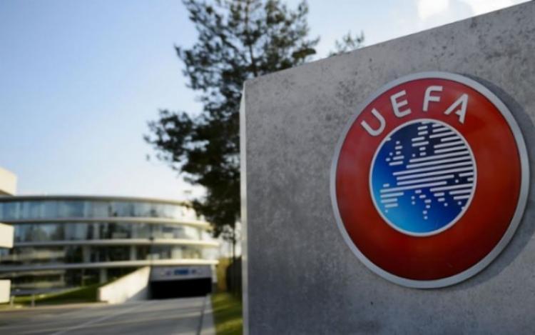 Como a confederação possui um total de 55 federações, cada liga receberá o montante de 4,3 milhões de euros   Foto: Divulgação   UEFA - Foto: Divulgação   UEFA