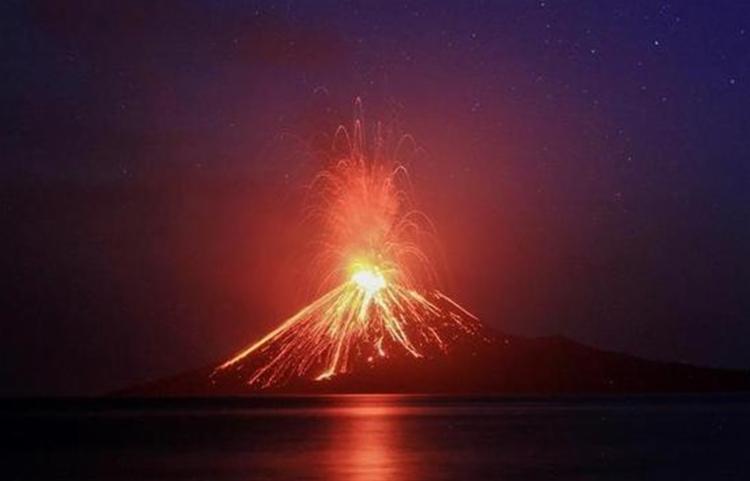 Potência do vulcão pode ser devastadora | Foto: Ghazali | EFE | Arquivo - Foto: Ghazali | EFE | Arquivo